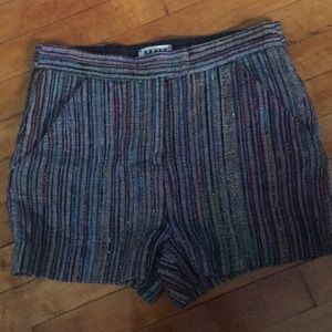 Anthropologie Fun Shorts Size 4